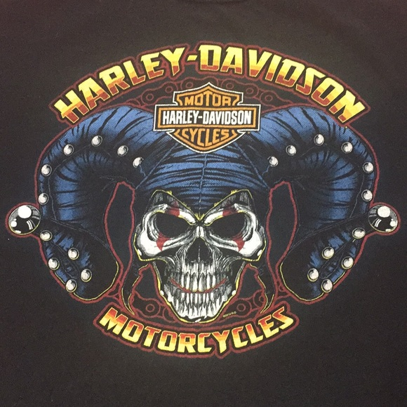 Harley Davidson Seattle >> Harley Davidson T Shirt Seattle Washington